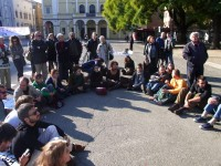 15 ottobre 2011 Indignati Reggio Emilia